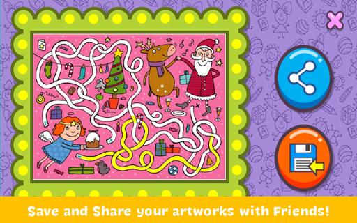 Coloring & Learn  screenshots 15