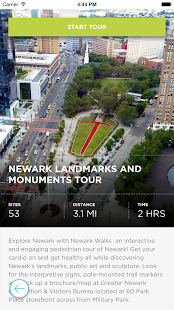 Newark Walks- screenshot thumbnail