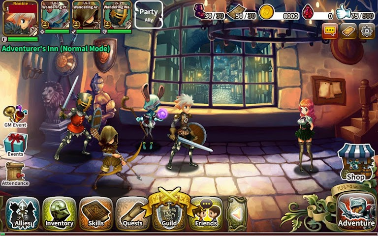 android Dragon Blaze: Chapter 2 Screenshot 6