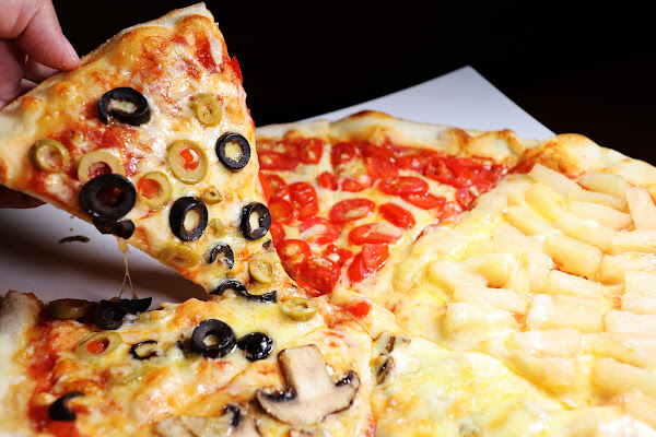 Pizza Rock 永和店,永和pizza,近四號公園,石烤義式薄片披薩,進口食材,新鮮手工現做,道地義式披薩,聚餐
