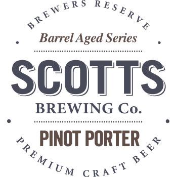 Logo of PINOT PORTER Barrel Series