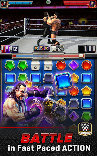 WWE Champions - Free Puzzle RPG Game 0.241 screenshots 18