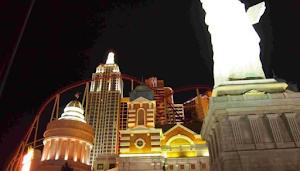 Las Vegas show must go on the road LES USA EN HARLEY DAVIDSON AVEC FRANCE MOTO VOYAGES