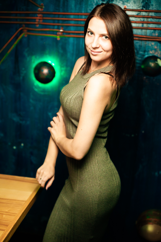 Оксана Жемкова в Саратове