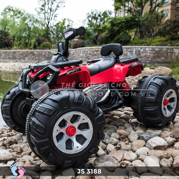 Xe mô tô điện địa hình khủng JS-3188 6