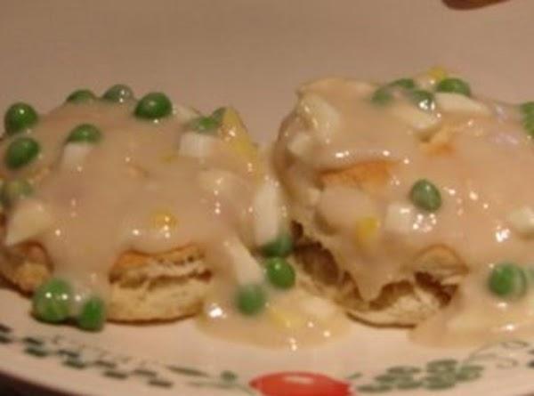 Tuna-sauced Bisquits Recipe