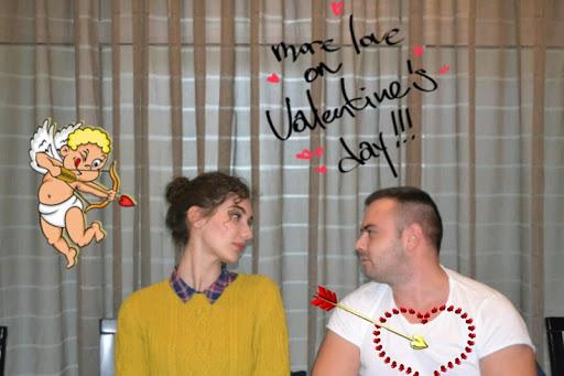 Valentine Photo Editor