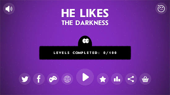 He Likes The Darkness- screenshot thumbnail