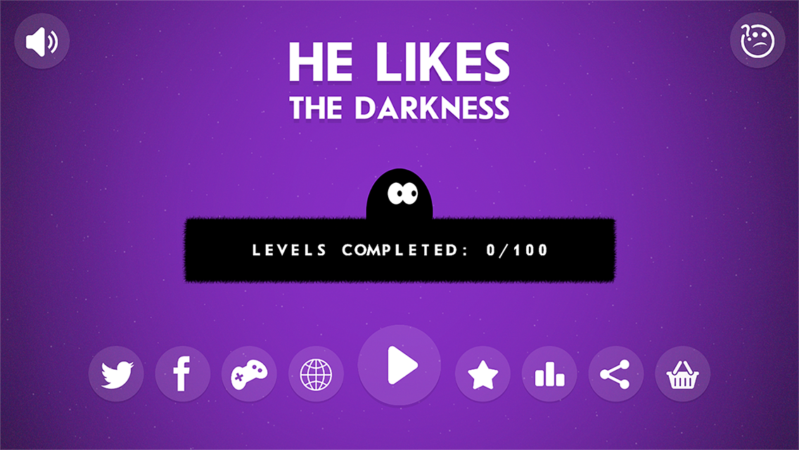 He Likes The Darkness- screenshot