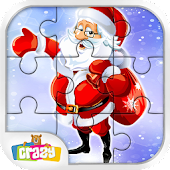 Santa Claus Jigsaw Puzzle Game: Christmas 2017