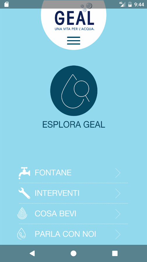 Geal- screenshot