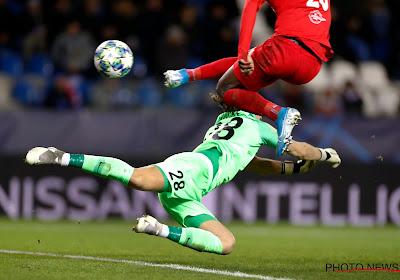 """Gaëtan Coucke à la faute : """"Je voulais capter la balle, mais ..."""""""