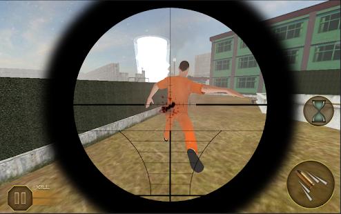 Sniper Prison Escape 2017 - náhled