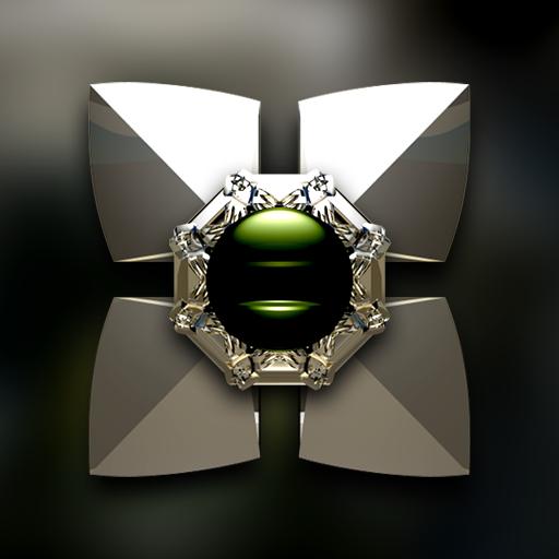 TRIADA Next Launcher 3D Theme