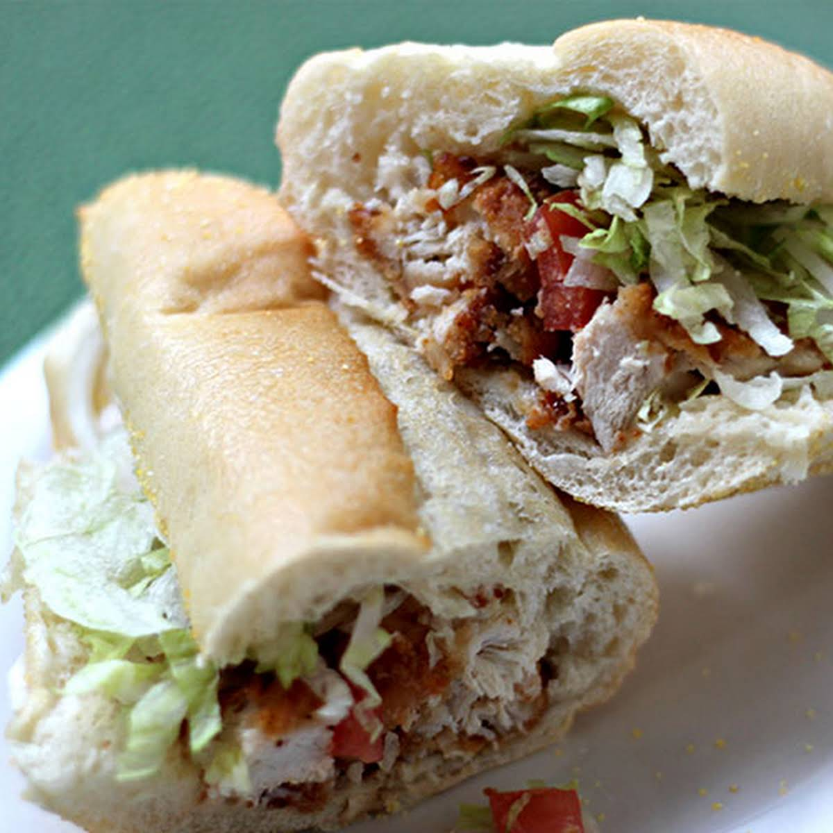 National Submarine-Hoagy-Hero-Grinder Day | Chicken  pain Sub