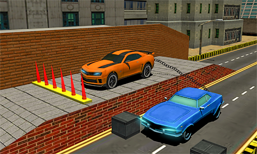 Download Chained Muscle Cars Rivals Impossible Track for Windows Phone apk screenshot 5