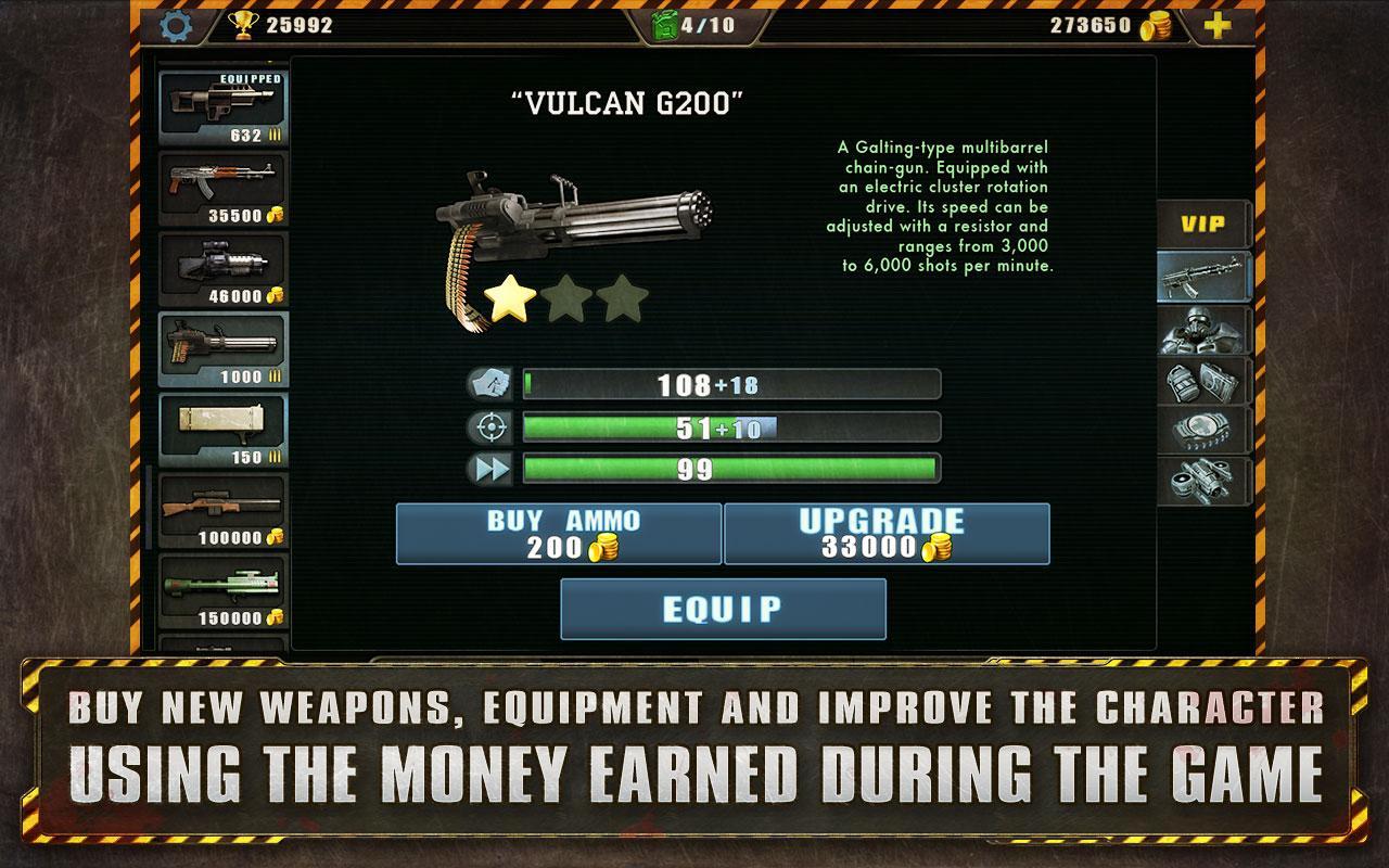 Alien Shooter Free - screenshot
