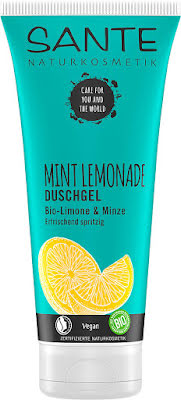 Mint Lemonade Shower Gel