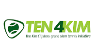Kim Clijsters Kim is a proud ambassador of Ten 4 Kim