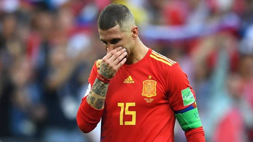 """Ramos: """"Pese a las dudas, hoy hemos vuelto a reivindicarnos"""""""
