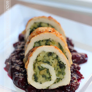 Turkey Roulades With Stuffing Recipes