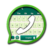 Whats Message Keyboard Theme