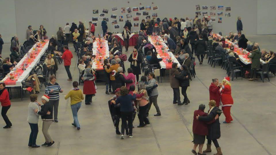 Projetos desportivos municipais unidos em Festa de Natal