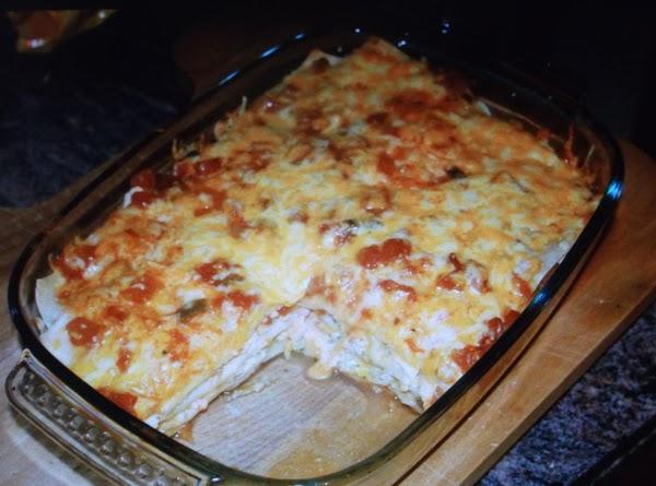 Granny Ruth's Chicken Enchiladas Recipe