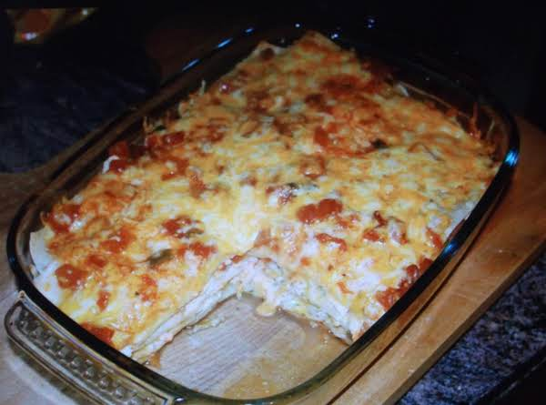 Granny Ruth's Chicken Enchiladas Recipe