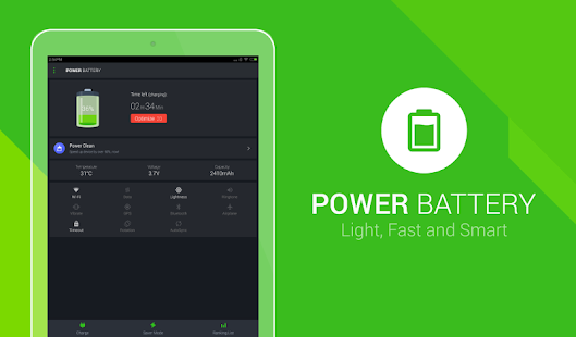 Power Battery - Battery Life Saver & Health Test- screenshot thumbnail