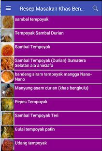 Resep Masakan Khas Bengkulu - náhled
