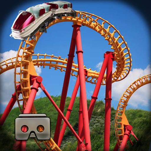 疯狂过山车VR游 模擬 App LOGO-硬是要APP