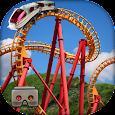 Crazy Roller Coaster VR Tour Icon