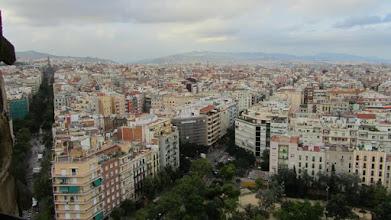 Photo: Vistas de Barcelona desde una de las torres