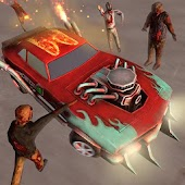 Zombie Attack Monster Car Survival