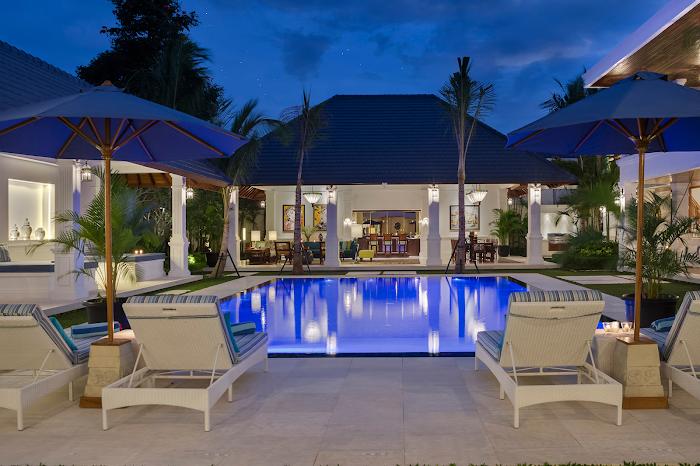 A Quiet Luxury Villa in Petitenget