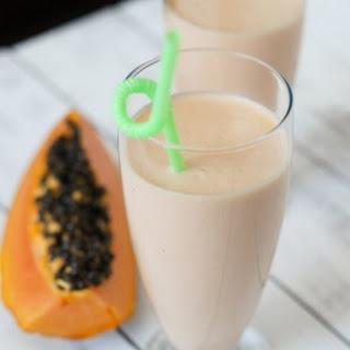 Papaya Milkshake.