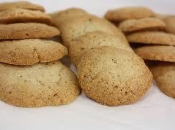 Whole Wheat Vanilla Wafers Recipe