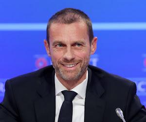 """Terwijl Pro League hoopt dat uitsluiting geen dreigement is, herhaalt UEFA: """"Belgen en andere competities riskeren Europese deelname"""""""
