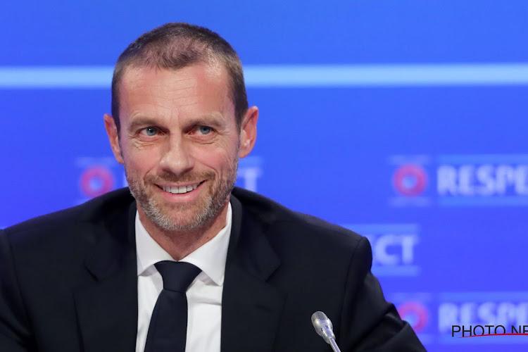 OFFICIEL : l'UEFA abandonne ses poursuites : pas de sanctions à l'encontre des fondateurs de la Super League !