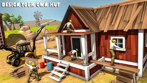 Heavy Excavator Crane Sim 2020: 3D Crane Game 1.0.8 screenshots 4