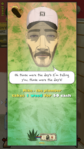 Code Triche Weed Firm: RePlanted mod apk screenshots 4