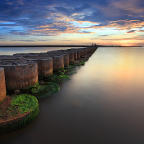 Somewhere by Alamsyah Rauf - Landscapes Waterscapes ( landscape )