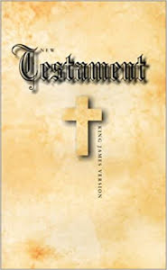 NEW TESTAMENT (KING JAMES VERSION)