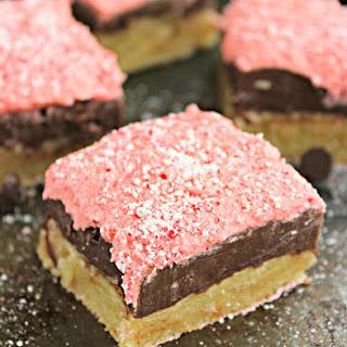 Fudge-Filled Sugar Cookie Bars