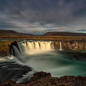 Godafoss Waterfalls, Iceland by Ketan Vikamsey - Landscapes Waterscapes ( canonusa, godafoss, kvkliks, ketanvikamsey, photosergereview, travelawesome, guidetoiceland, photooftheday, photographers_of_india, icelandair, lonelyplanet, natgeohd, dpeginsta, natgeoyourshot, icelandencounter, traveltheworldpix, lc_india, bbctravels, inspiringiceland, travelgram, picoftheday, natgeotravel, dslrofficial, lonelyplanetmagazineindia, natgeo, canon5dmarkiv, canonphotography, natgeotravelpic, phodus_competition, kliksubmit )