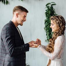 Wedding photographer Anastasiya Tokmakova (antokmakova). Photo of 22.01.2018