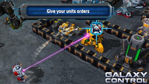 Galaxy Control: 3D strategy  screenshots 9