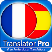 French - Spanish Translator ( Text to Speech )
