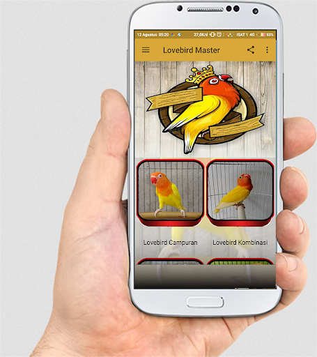 TERAPI LOVEBIRD MASTER 30.2 screenshots 2